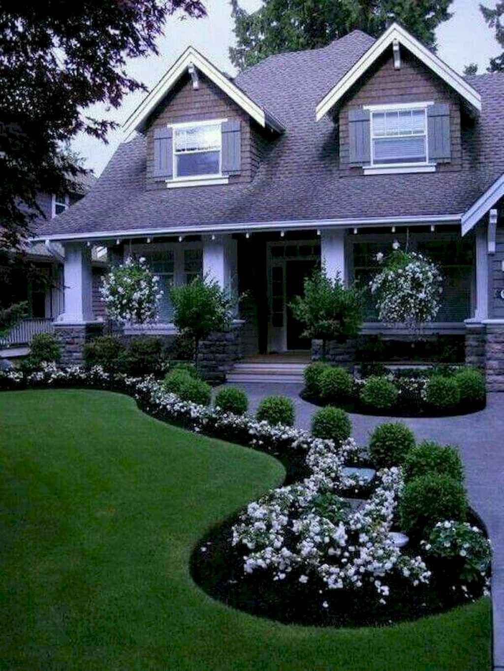 35 Beautiful Frontyard Landscaping Design Ideas and Remodel (8)