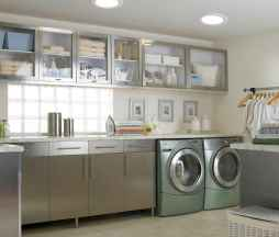 45 Rustic Farmhouse Laundry Room Design Ideas and Makeover (25)