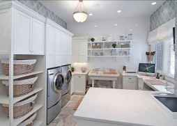 45 Rustic Farmhouse Laundry Room Design Ideas and Makeover (26)