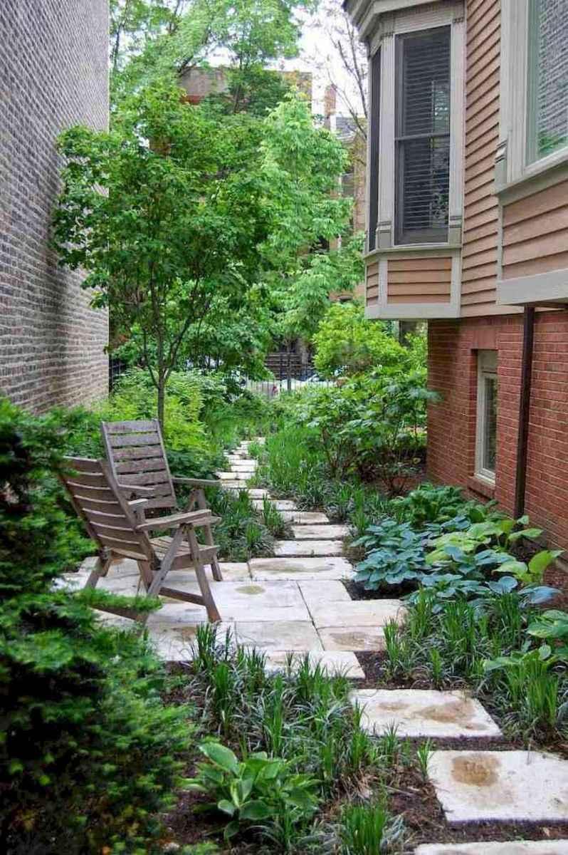 55 Beautiful Side Yard Garden Design Ideas (15)