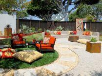 60 Beautiful Backyard Fire Pit Ideas Decoration and Remodel (2)