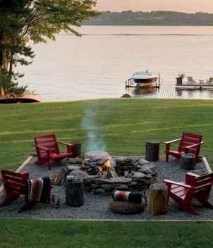 60 Beautiful Backyard Fire Pit Ideas Decoration and Remodel (25)