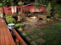 60 Beautiful Backyard Fire Pit Ideas Decoration and Remodel (3)