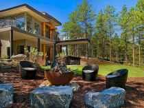 60 Beautiful Backyard Fire Pit Ideas Decoration and Remodel (37)