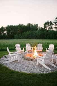 60 Beautiful Backyard Fire Pit Ideas Decoration and Remodel (39)