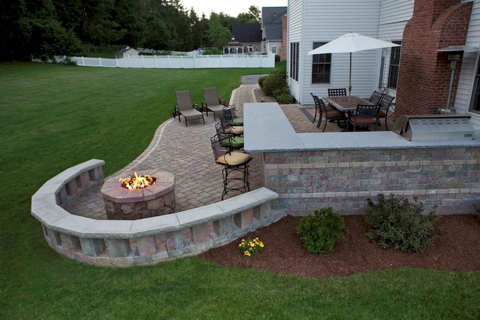 60 Beautiful Backyard Fire Pit Ideas Decoration and Remodel (50)