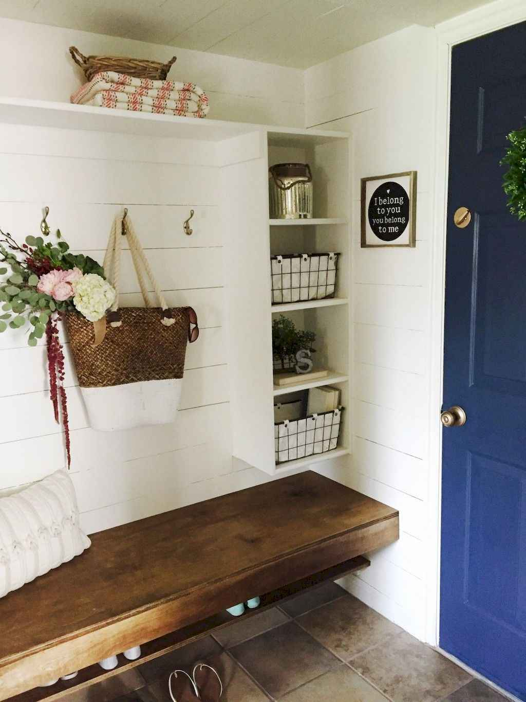 65 Cool Mudroom Design Ideas and Remodel (29)