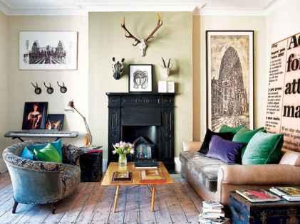 70 Rustic Farmhouse Living Room Decor Ideas (18)