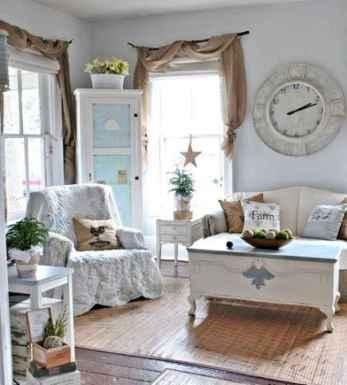 70 Rustic Farmhouse Living Room Decor Ideas (27)