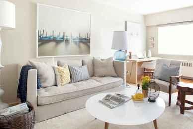 70 Rustic Farmhouse Living Room Decor Ideas (29)