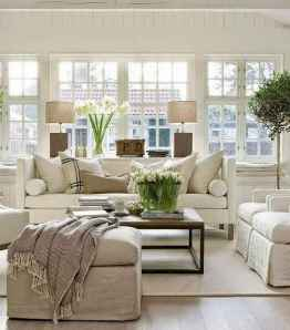 70 Rustic Farmhouse Living Room Decor Ideas (33)