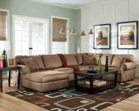 70 Rustic Farmhouse Living Room Decor Ideas (51)