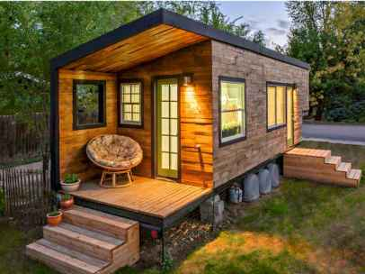 71 Best Small And Unique Tiny House Living Design Ideas (25)