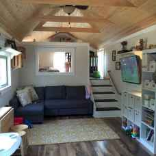 71 Best Small And Unique Tiny House Living Design Ideas (31)