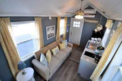 71 Best Small And Unique Tiny House Living Design Ideas (33)
