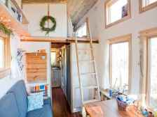 71 Best Small And Unique Tiny House Living Design Ideas (56)