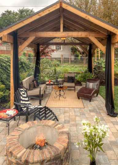 73 Best Outdoor Rooms Design And Decor Ideas (17)