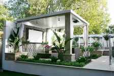 73 Best Outdoor Rooms Design And Decor Ideas (55)