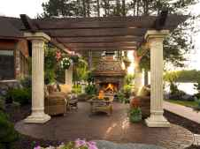 73 Best Outdoor Rooms Design And Decor Ideas (9)