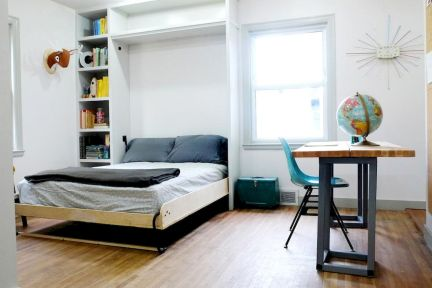 78 Best Small Bedroom Design And Decor Ideas (1)