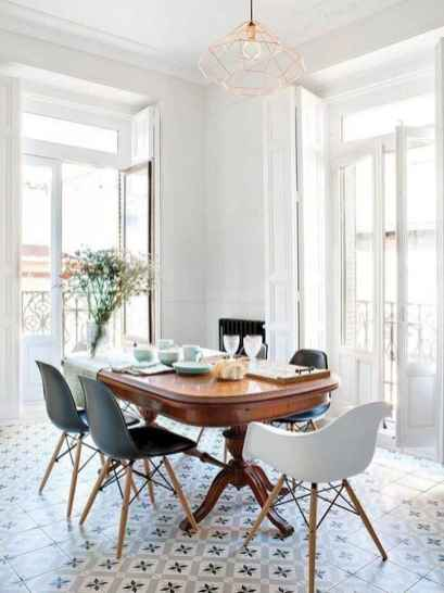 100 Awesome Vintage Dining Table Design Ideas Decorations And Remodel (12)