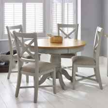 100 Awesome Vintage Dining Table Design Ideas Decorations And Remodel (14)