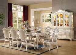 100 Awesome Vintage Dining Table Design Ideas Decorations And Remodel (17)
