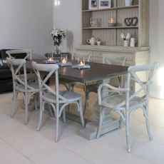100 Awesome Vintage Dining Table Design Ideas Decorations And Remodel (56)