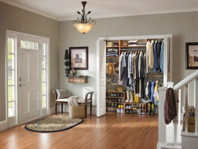 40 Stunning Farmhouse Entryway Decorating Ideas And Remodel (1)