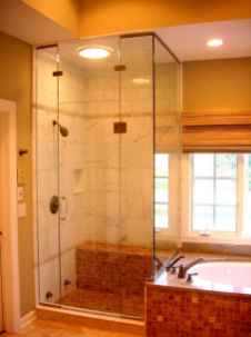 40 Stunning Tiny House Bathroom Shower Design Ideas And Remodel (15)