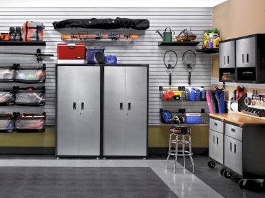 50 Awesome Garage Organization Ideas Decorations And Makeover (1)