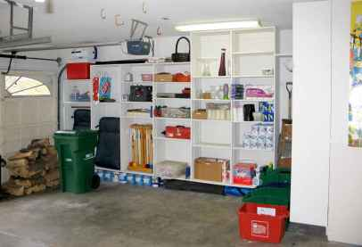 50 Awesome Garage Organization Ideas Decorations And Makeover (13)