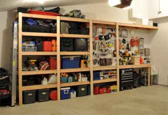 50 Awesome Garage Organization Ideas Decorations And Makeover (26)