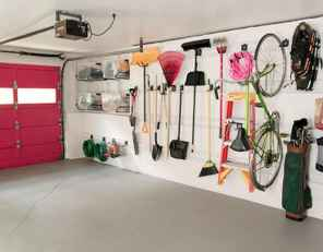 50 Awesome Garage Organization Ideas Decorations And Makeover (27)