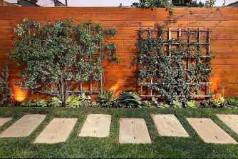 50 Stunning Backyard Privacy Fence Ideas Decorations And Remodel (18)
