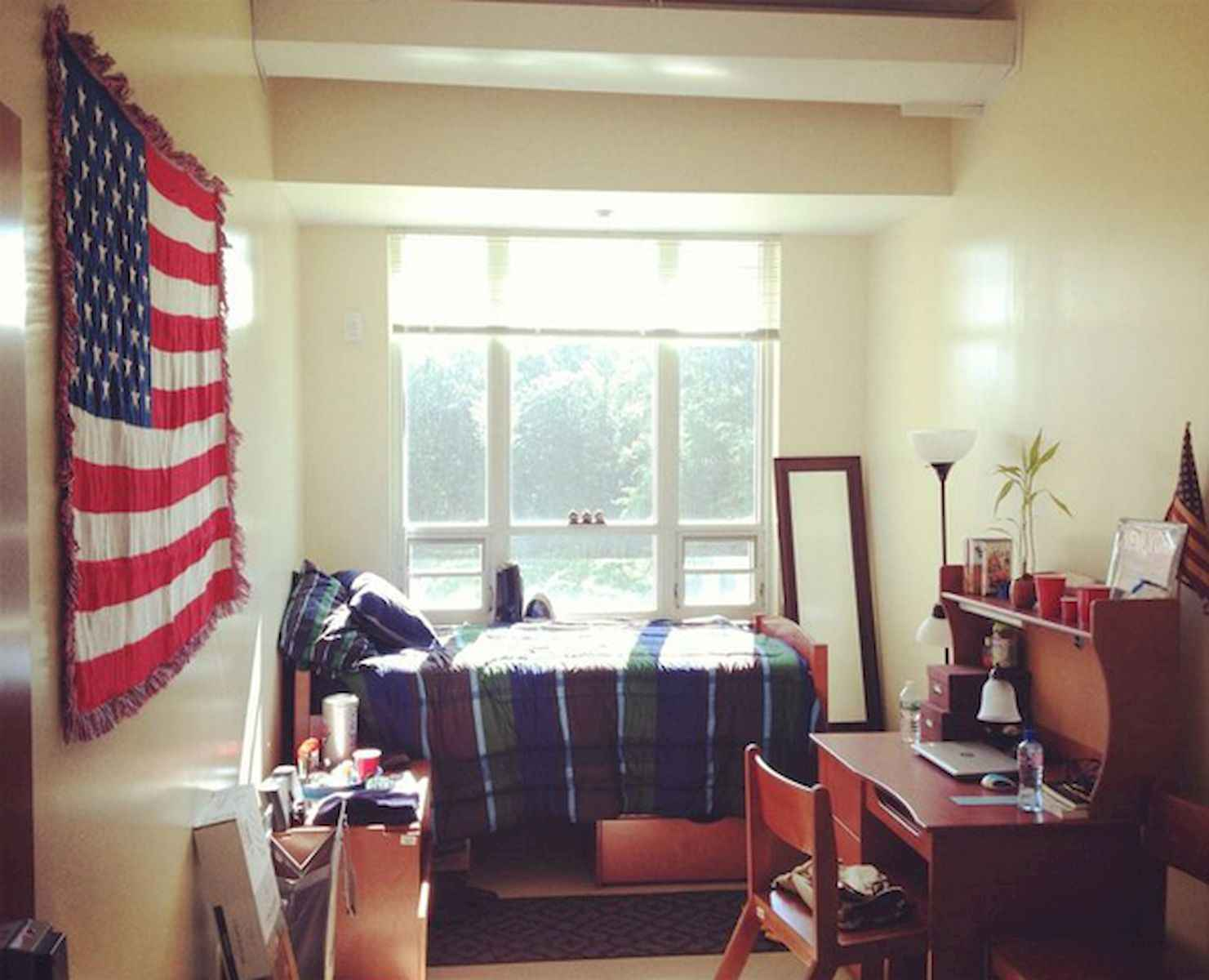 60 Gorgeous College Dorm Room Decorating Ideas And Makeover (10)