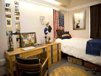 60 Gorgeous College Dorm Room Decorating Ideas And Makeover (13)