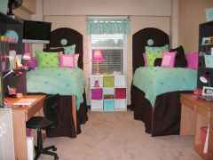 60 Gorgeous College Dorm Room Decorating Ideas And Makeover (21)