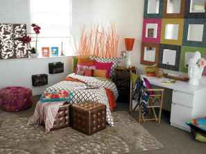 60 Gorgeous College Dorm Room Decorating Ideas And Makeover (30)