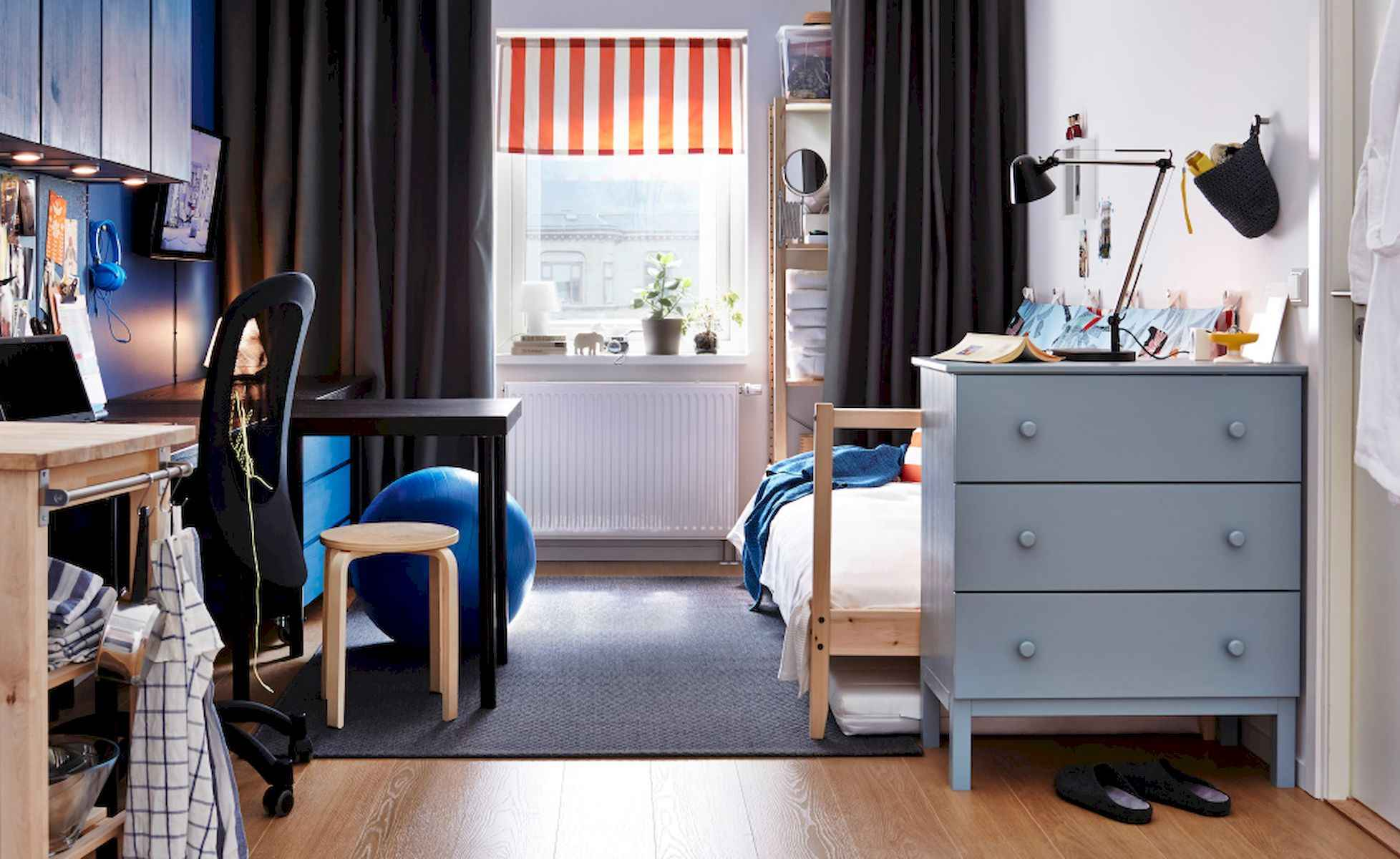 60 Gorgeous College Dorm Room Decorating Ideas And Makeover (4)