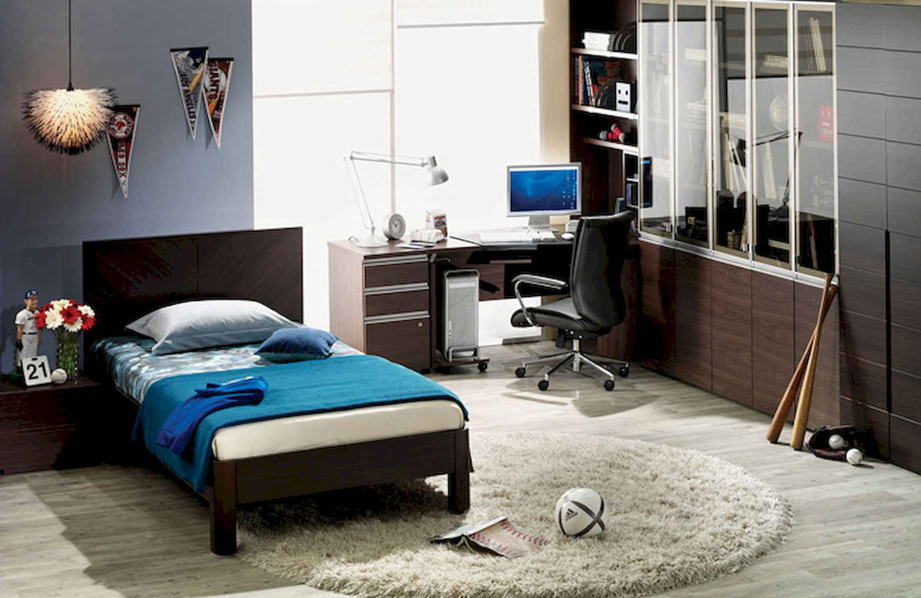 60 Gorgeous College Dorm Room Decorating Ideas And Makeover (49)