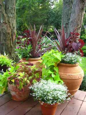 60 Gorgeous Container Gardening Ideas Decorations And Makeover (34)
