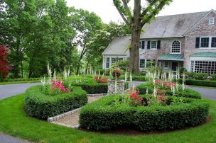 60 Stunning Low Maintenance Front Yard Landscaping Design Ideas And Remodel (1)