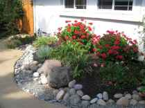 60 Stunning Low Maintenance Front Yard Landscaping Design Ideas And Remodel (17)