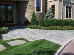60 Stunning Low Maintenance Front Yard Landscaping Design Ideas And Remodel (21)