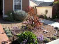 60 Stunning Low Maintenance Front Yard Landscaping Design Ideas And Remodel (26)