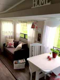 70 Stunning RV Living Camper Room Ideas Decorations Make Your Summer Awesome (28)