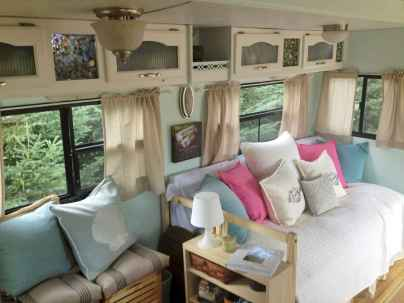 70 Stunning RV Living Camper Room Ideas Decorations Make Your Summer Awesome (42)