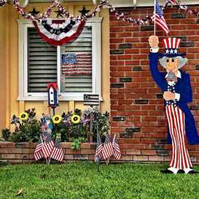 80 DIY America Independence Day Decor Ideas And Design (34)