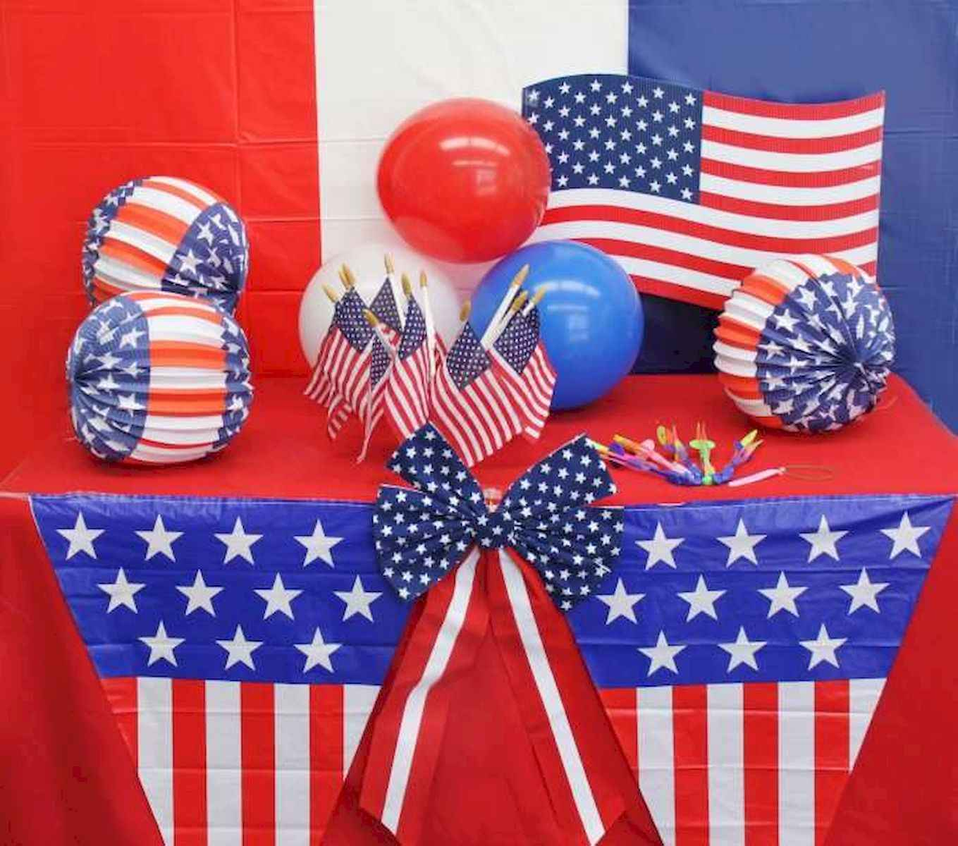 80 DIY America Independence Day Decor Ideas And Design (38)